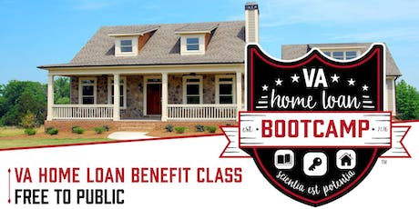 VA Home Loan Bootcamp DuPont tickets