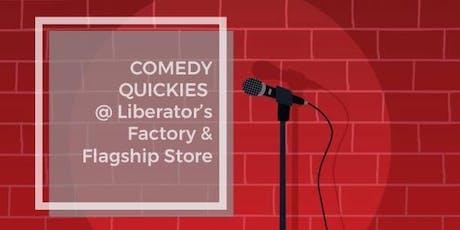 Comedy Quickies II tickets