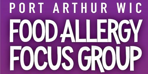 Food Allergy Focus Group