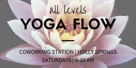 Yoga Flow Class (All Levels) tickets