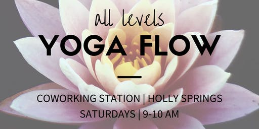 Yoga Flow Class (All Levels)