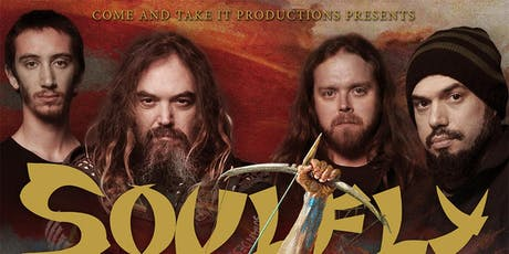 SOULFLY tickets