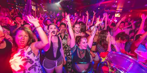 Hershe Bar-Vancouver Pride Closing Party 2019
