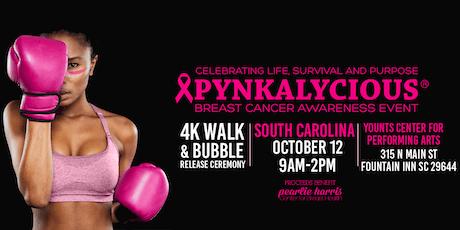 Pynkalycious Breast Cancer Awareness Event 2019 - South Carolina tickets