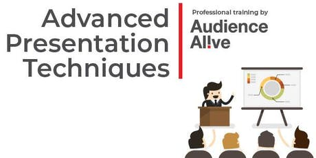 Advanced Presentation Techniques tickets