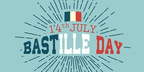 Bastille Day Wine Tasting tickets