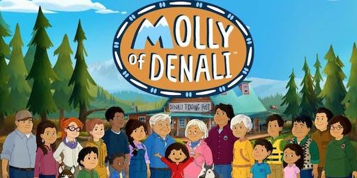 Molly of Denali Celebration