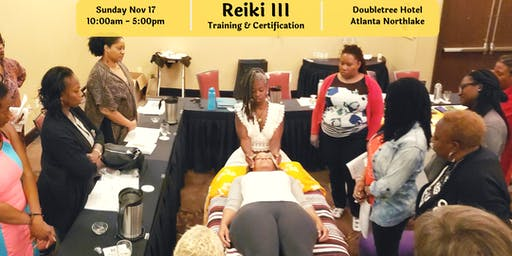 Reiki III Master Training & Certification