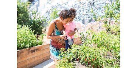 Family Garden Workshop: Garden Art tickets