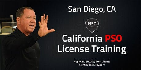 Washington, DC | National HOST Security Training | Aug 7th & 8th tickets