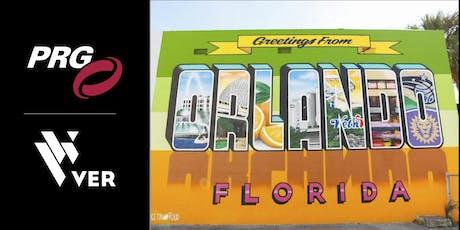PRG/VER Orlando Grand Opening Celebration tickets