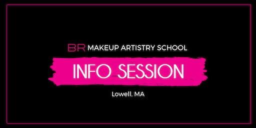 Info Session: BR Makeup Artistry School
