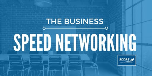 Business Speed Networking Event - September 25, 2019, 2:00 PM – 4:00 PM