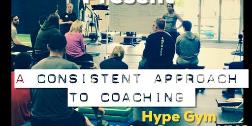 A Consistent Approach to Coaching: Fundamental Positions & Exercises
