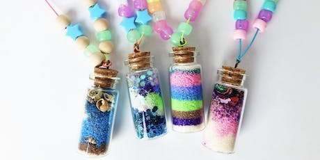 Sand Art Necklaces tickets