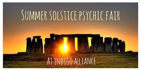 Summer Solstice Psychic Fair tickets