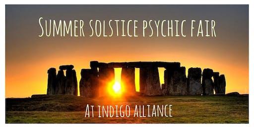 Summer Solstice Psychic Fair