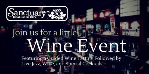 A Little Wine Event
