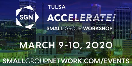 ACCELERATE! Tulsa tickets