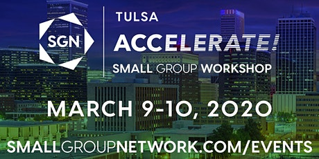 ACCELERATE! Tulsa tickets