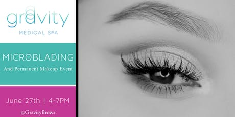 Microblading & Permanent Makeup Event tickets