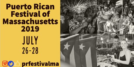 Puerto Rican Festival of Massachusetts tickets
