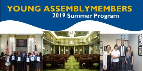 2019 Young Assemblymembers Program tickets