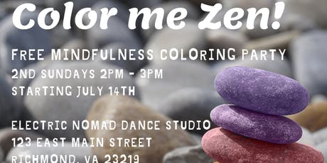 Color Me Zen tickets