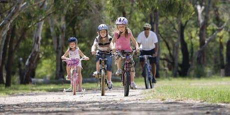 Junior Ranger Mountain Bike Ride - You Yangs Regional Park tickets