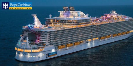 2020/21 Cruise Planning Seminar with Royal Caribbean tickets