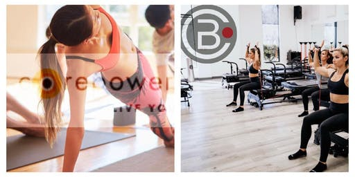 Double Pride Donation Class with CB Fit and CorePower Yoga