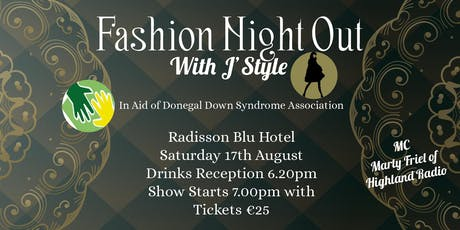 Fashion Night Out with J'style tickets