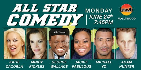 George Wallace, Mindy Rickles, and more - All-Star Comedy! tickets