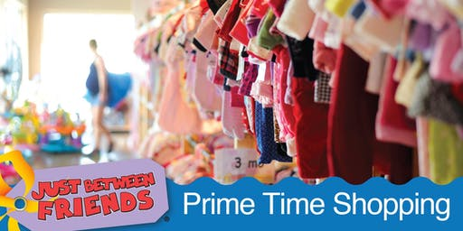 JBF Prince William - Prime Time Presale Pass