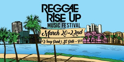 Reggae Rise Up Florida Festival 2020