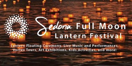 Sedona Full Moon Lantern Festival tickets