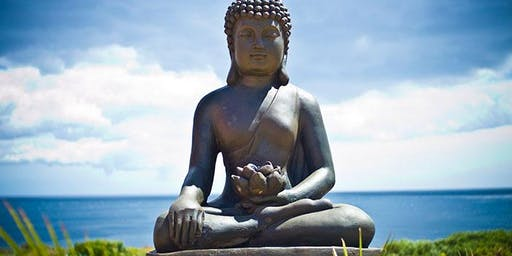 Buds with Buddha ~ Medicate & Meditate