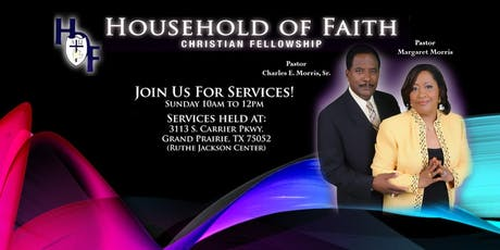 Household of Faith Christian Fellowship 2019 Homecoming tickets