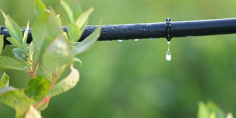 Introduction to Drip Irrigation for the Home Garden tickets