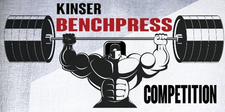 MCCS Okinawa 2019 Kinser Bench Press Competition tickets