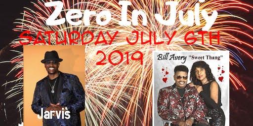 Soul Blues Saturdays  Zero In July