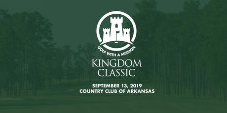 2019 Kingdom Classic Golf Tournament tickets