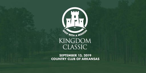 2019 Kingdom Classic Golf Tournament
