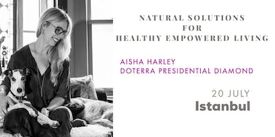 Natural Solutions for Healthy Empowered Living - I