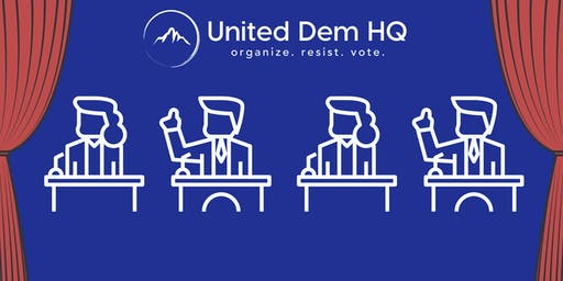 United Dem HQ Debate Watch Party - Night One