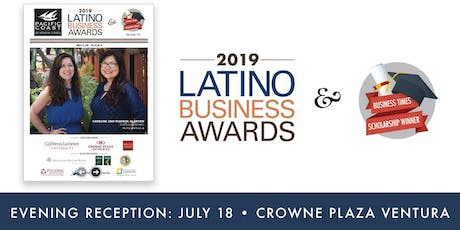 Latino Business Awards 2019 tickets