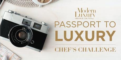 Passport to Luxury Orange County tickets