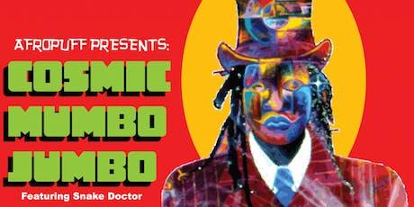 Cosmic Mumbo Jumbo tickets