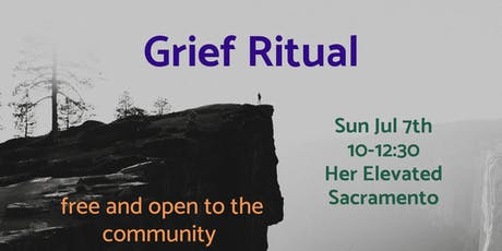 Community Grief Ritual tickets