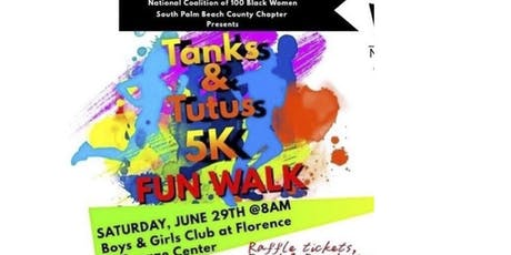 Tanks and Tutus 5K Fun Walk tickets